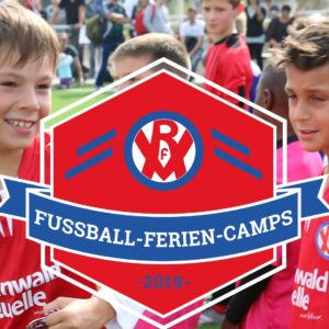 VfR Ferien Fußball Camp 2019